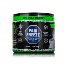 Hemp Bomb Pain Rub 4oz