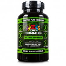 Hemp Bomb Gummies 60 count